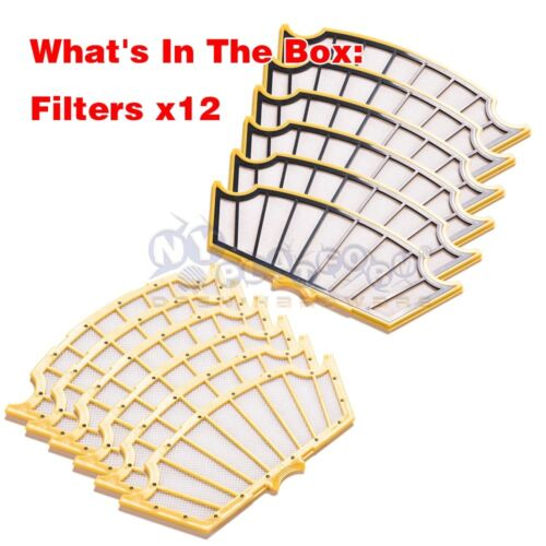 1//3//6//12 Filter For iRobot Roomba 500 Series 550 560 570 580 Vacuum Cleaner