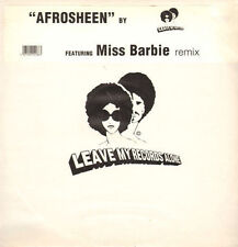 AFROSHEEN - Leave My Wife Alone (Miss Barbie Rmx) - Leave My Records Alone