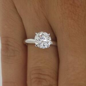 2-5-Carat-Round-Cut-Diamond-Engagement-Ring-SI1-D-White-Gold-18k-6118