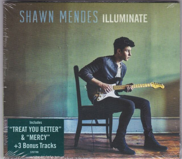 Shawn Mendes - Illuminate - CD (Brand New Sealed)