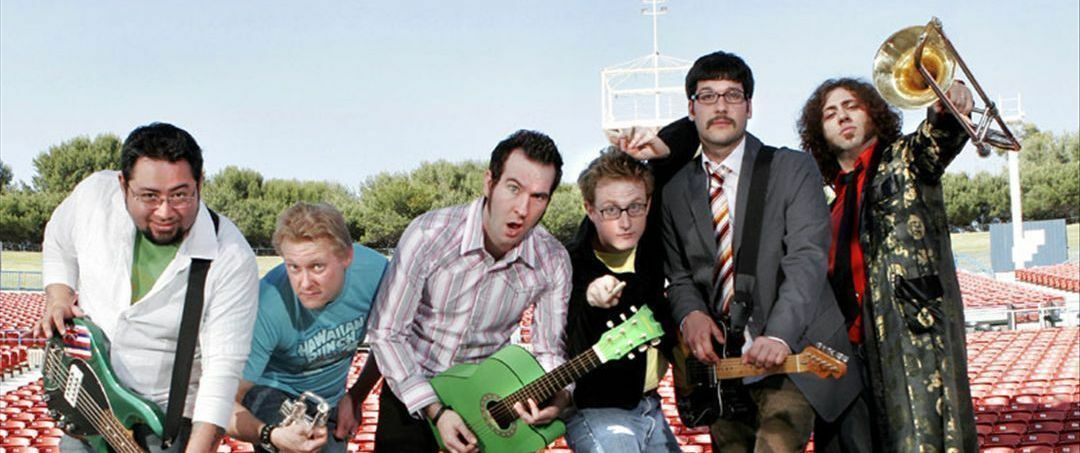 Reel Big Fish with Ballyhoo, We Are The Union