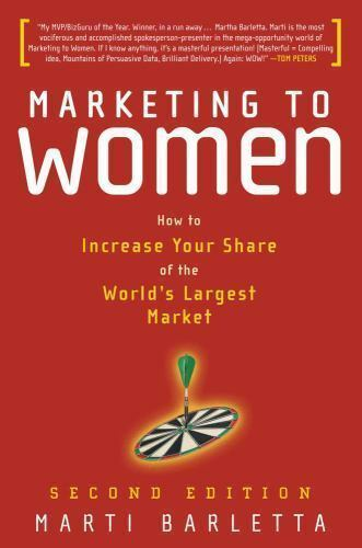 Marketing to Women : How to Understand, Reach, and Increase Your Share of the Wo