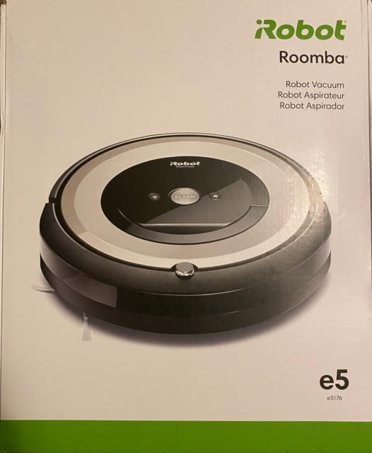 iRobot Roomba e5 Wi-Fi Connect Robot Vacuum NEW