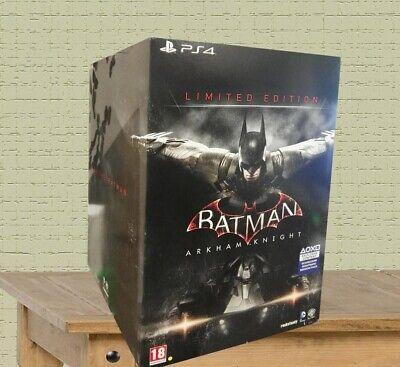 Limited Edition PS4  Unopened Arkham Knight Sealed !! Batman