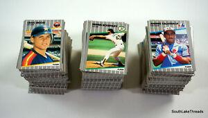 1989-Fleer-Baseball-Card-Lot-600-Cards-NM-MT