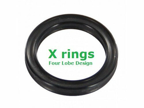 X Rings  Size 125  Price for 5 pcs