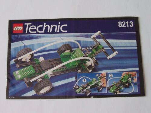 Instruction Nr LEGO® Bauanleitung 8213