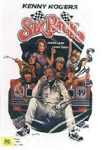SIX-PACK-WITH-KENNY-ROGERS-NEW-DVD-ALL-REGIONS-1982