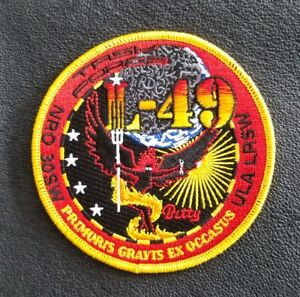 """NROL- 49 TASK FORCE USAF DELTA IV """"Betty"""" CIA NSA SATELLITE Mission SPACE PATCH"""