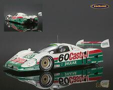 Jaguar XJR-12 Castrol Jaguar 24H Daytona 1990 Brundle/Nielsen/Cobb AutoBarn 1:18