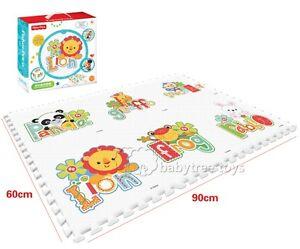 New Fisher Price Rainforest Floor Mat Baby Kids Foam