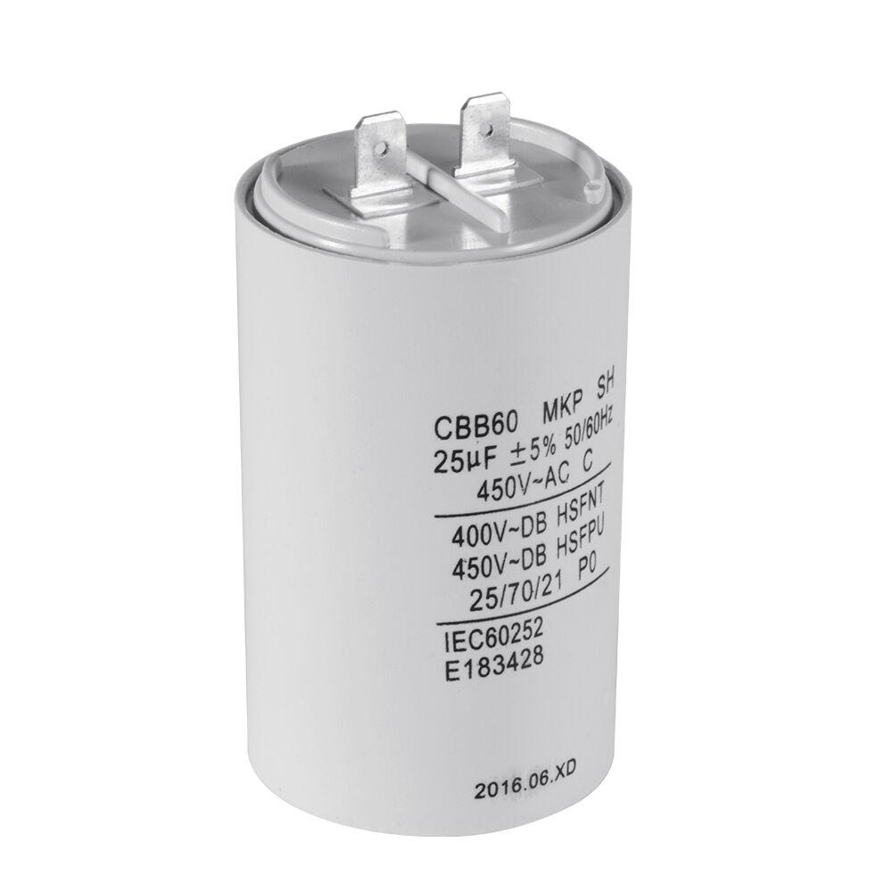 25uF Motor Start Run Capacitor for KARCHER K3 K4 K5 K6 K8 T250 Pressure Washer