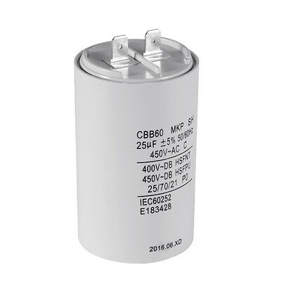 GENUINE KARCHER Motor Run Capacitor 25 MF 9085013 9.085-013.0