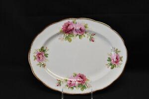 Royal-Albert-American-Beauty-Oval-Serving-Platter
