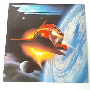 ZZ-Top-Afterburner-Vinyl-LP-Europe-1st-Press-EX-EX