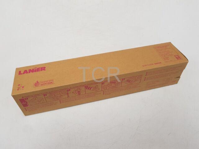 Genuine Lanier 888338 HY Magenta Toner Cartridge - LP125cx/LP126cn