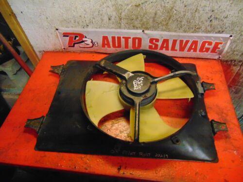 03 04 05 06 07 Honda Pilot oem passenger right condenser radiator cooling fan