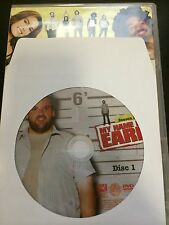 My Name is Earl – Season 3, Disc 1 REPLACEMENT DISC (not full season)