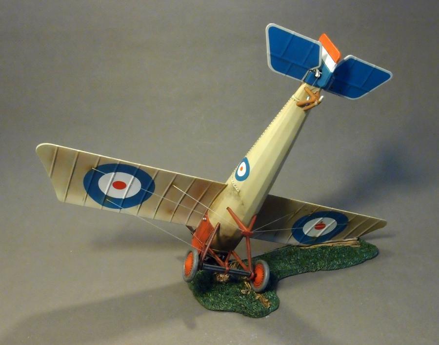 John Jenkins WW1 Ritter der Himmel BGC-25 BGC-25 BGC-25 Abgestürzt Morane Saulnier 769e44