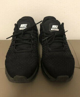 Nike Air Max 2017, Schwarz, Gr. 43 (UK 8,5) | eBay