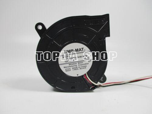 1pc NMB-MAT BM6023-04W-B59 fan 12V 0.33 3pin