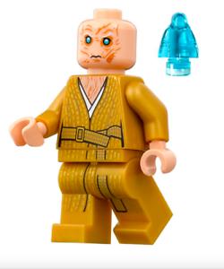 LEGO-STAR-WARS-EPISODIO-VIII-Snoke-Figure-Mini-amp-OLOGRAMMA-75190-NUOVO