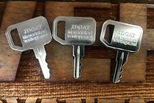 3 Keys Fit John Deere Gator Xuvhpxgx Gtlx Mowers Pn Am131841