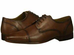Kenneth-Cole-Men-039-s-Brave-Lace-Up-Cap-Toe-Oxford-Size-9-5M-450-NEW-NO-BOX