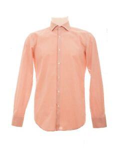 Men-039-s-Hugo-Boss-Slim-Fit-039-Jason-039-Dress-Shirt-size-15-3-4-40