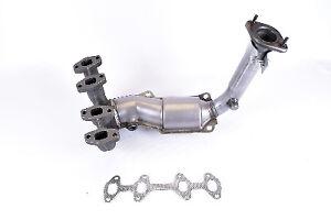 Convertisseur Catalytique/cat Type Homologué Pour Fiat 55196236 Oem De Qualité-afficher Le Titre D'origine Pure Blancheur