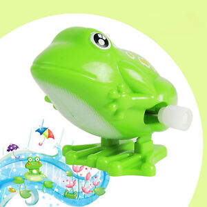 Wind-Up-Plastic-Clockwork-Cute-Jumping-Frog-Wind-up-Toys-Baby-Developmental-Toy