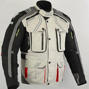 Pantalon-Pour-Moto-Veste-Motard-Textile