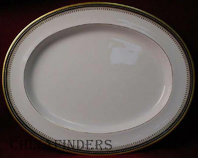 SPODE china R3109 pattern OVAL MEAT Serving PLATTER Turkey size 18-3/4""