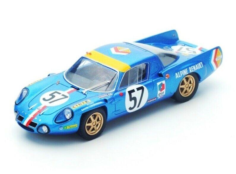 Alpine A210 n.57 Le Mans 1968 Le  Guellec -Serpaggi S4372 Spark 1 43 nouveau in a box  vente pas cher