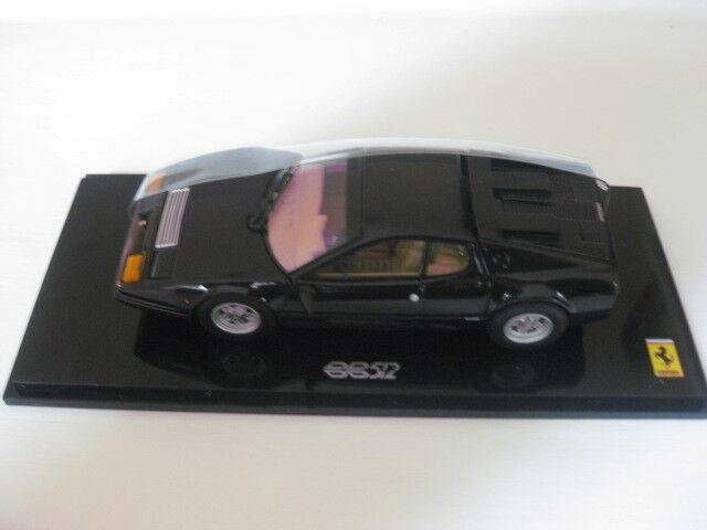 KYOSHO Ferrari 512BB Black 1:43 Neu in OVP 05011BK