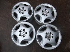 Mercedes Vaneo W414 Ronal Alloy Wheels A4144010102 Set