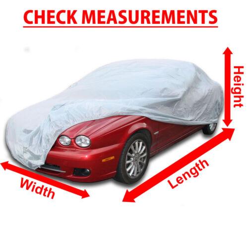 Cubierta de coche encaja Toyota Avensis Deportes Carro De Calidad Premium-protección Uv
