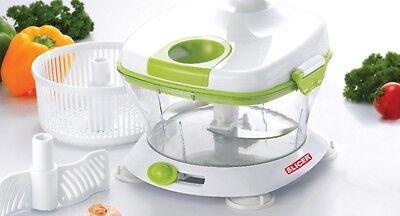 Kitchen Gadgets New Vegetable Chopper Cutter Slicer Egg Beater Salad Spinner Cut
