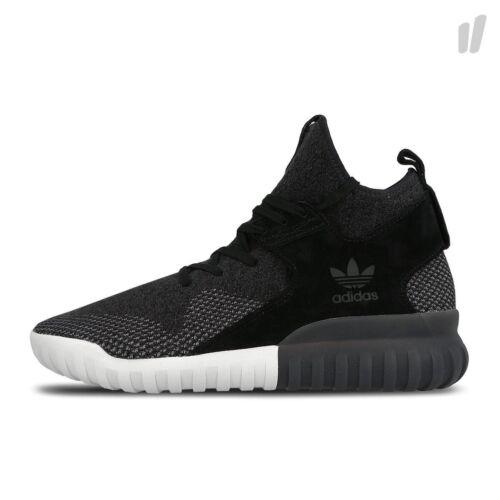 Adidas Originals Tubular X PK Men/'s Shoes Size 10.5 Black Grey White BB2379 NEW