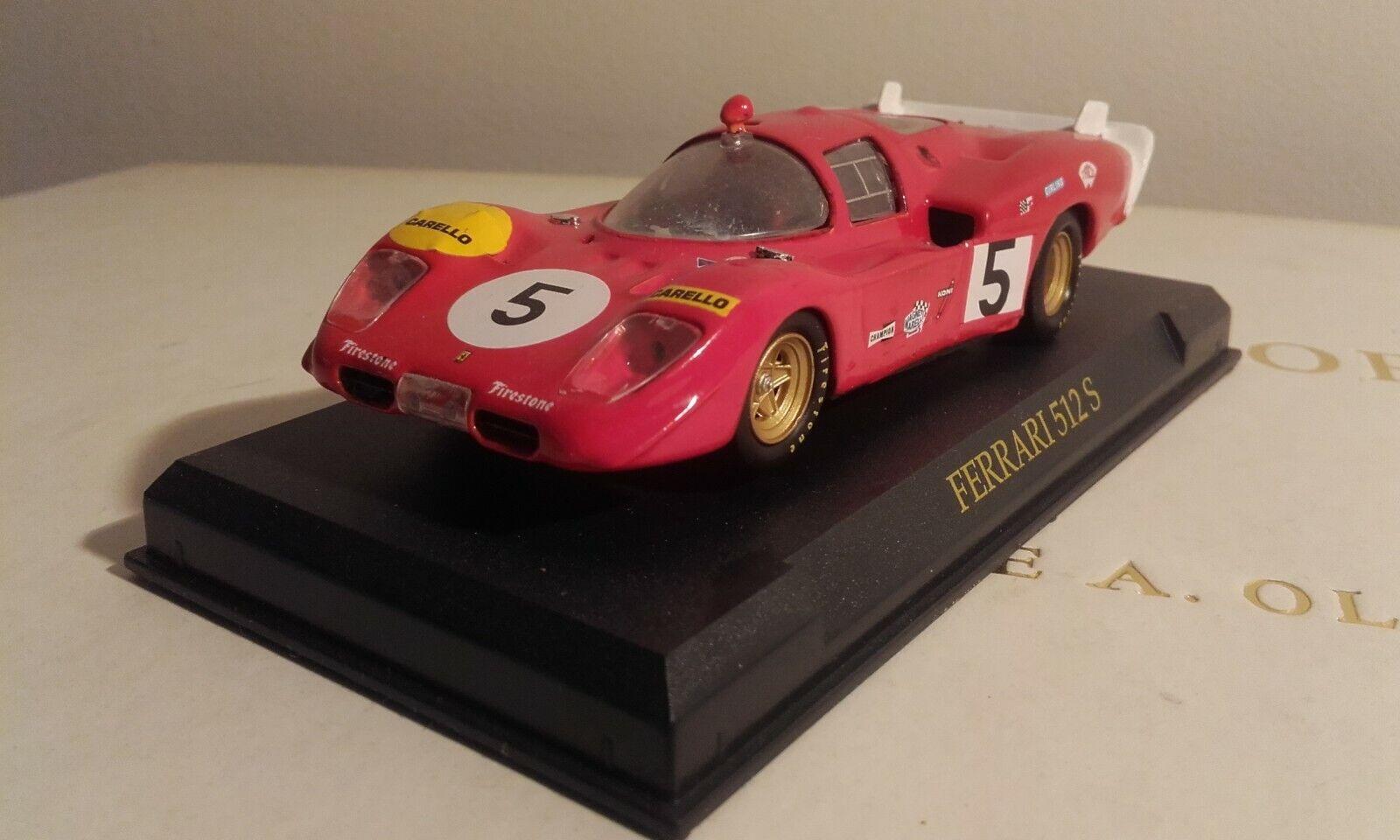 Ferrari 512s n 5 24 heures du mans 1970 1 43