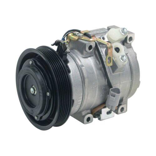 A//C Compressor and Clutch Denso 471-1416 for Toyota Highlander V6 2001-2007
