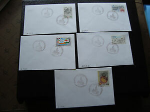 FRANCE-5-enveloppes-16-4-1998-cy42-french