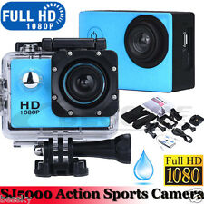 Mini NEW 1080P Full HD DV Sports Recorder Car Waterproof Action Camera Camcorder