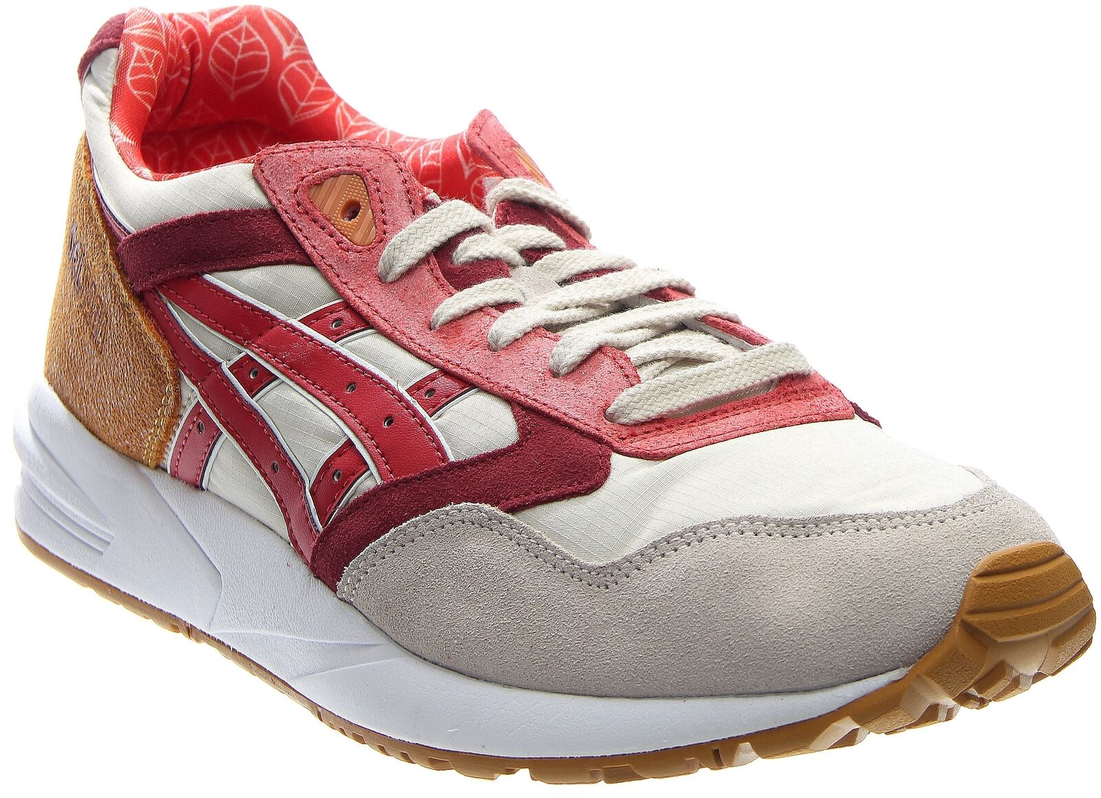 ASICS GEL-Saga  Athletic Running Trail shoes - Bone - Mens