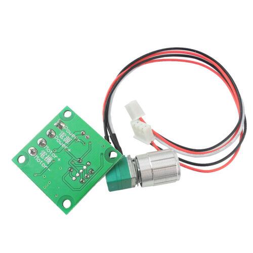 DC 6V 12V 30W Motor Speed Controller PWM Switch Variable Speed Regulator Module