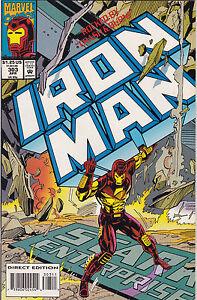 IRON-MAN-303-VF-NM