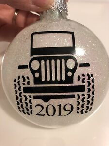 Jeep Christmas Ornament.Details About 2019 Jeep Christmas Ornament