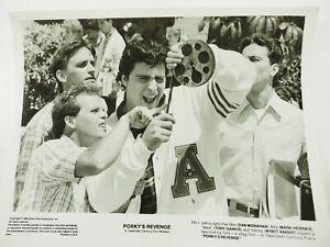 034-Porky-039-s-Revenge-034-20th-Siglo-Fox-1985-Studio-B-amp-w-Pelicula-Still-Foto