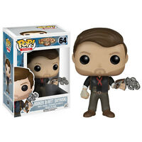 Bioshock Infinite Pop Skyhook Booker Dewitt Vinyl Figure Toys Funko