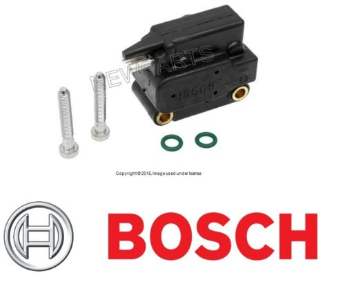 OEM Bosch Fuel Injection EHA Electro Hydraulic Actuator Valve for Mercedes